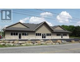 10 HOWLAND Drive Unit# 2, huntsville, Ontario