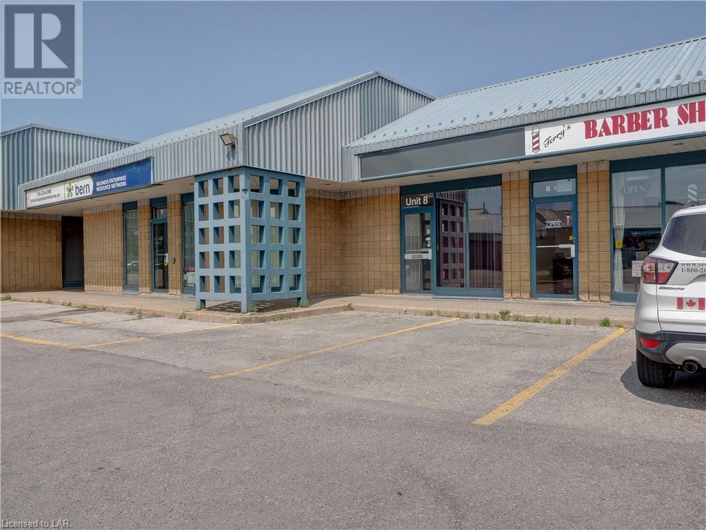 575 WEST Street S Unit# 8, orillia, Ontario