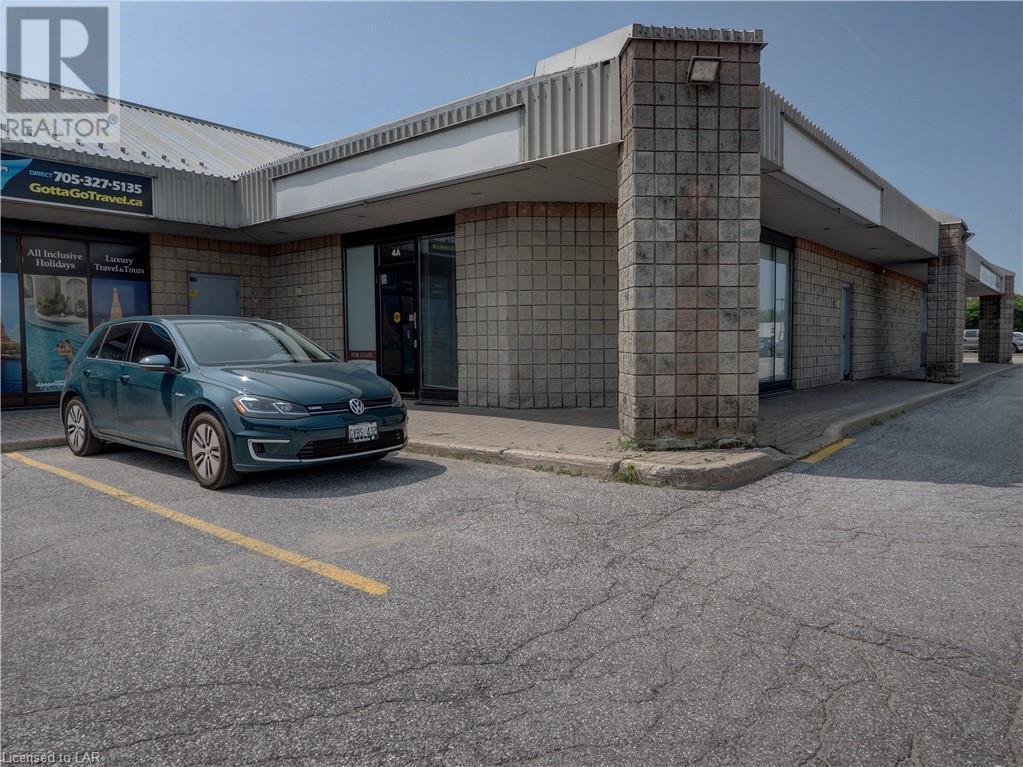 575 WEST Street Unit# 4A & B, orillia, Ontario