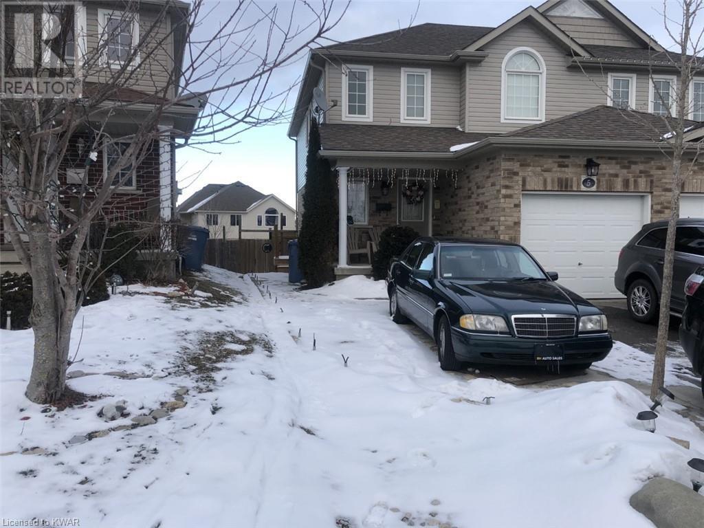 5 DOUGALL Street Unit# B, guelph, Ontario