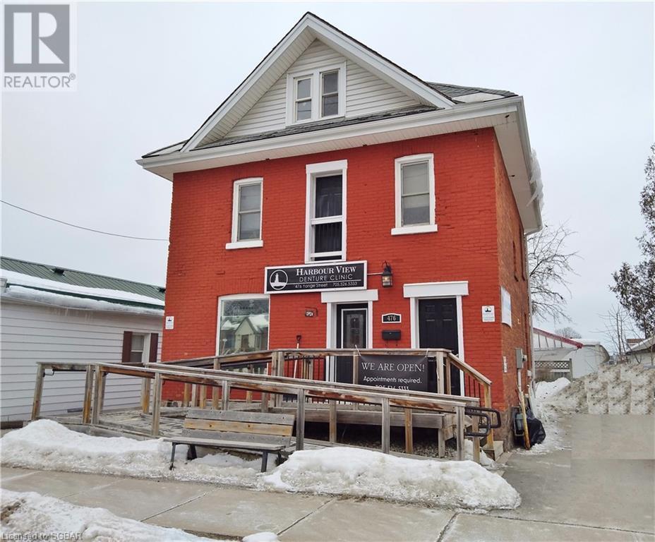 476 YONGE Street, midland, Ontario