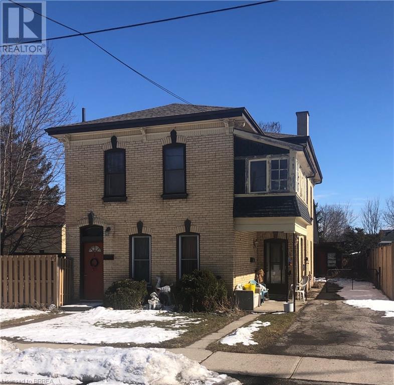 181 SYDENHAM Street, brantford, Ontario
