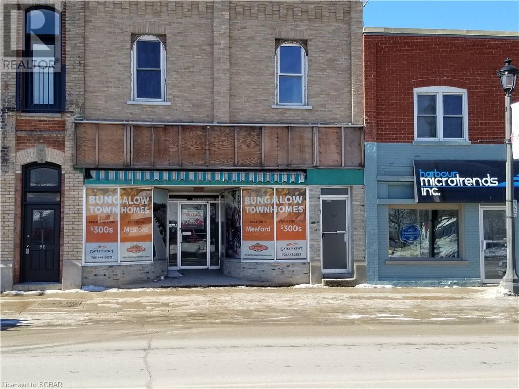 88 SYKES Street N, meaford, Ontario