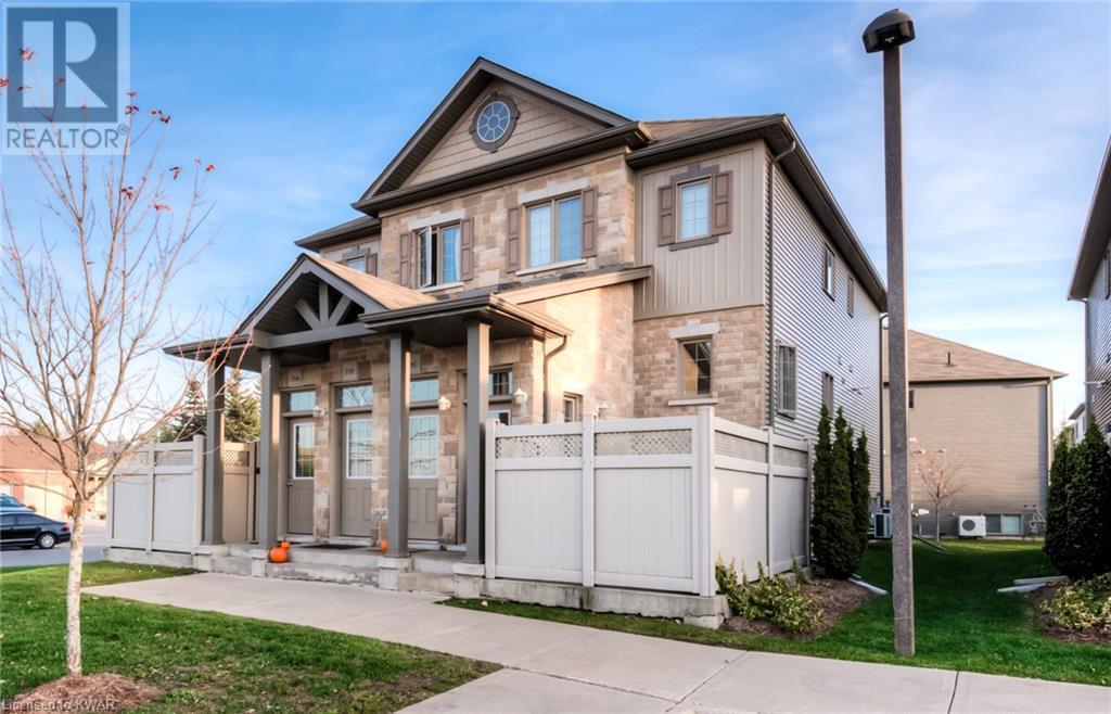931 GLASGOW Street Unit# 39C, kitchener, Ontario