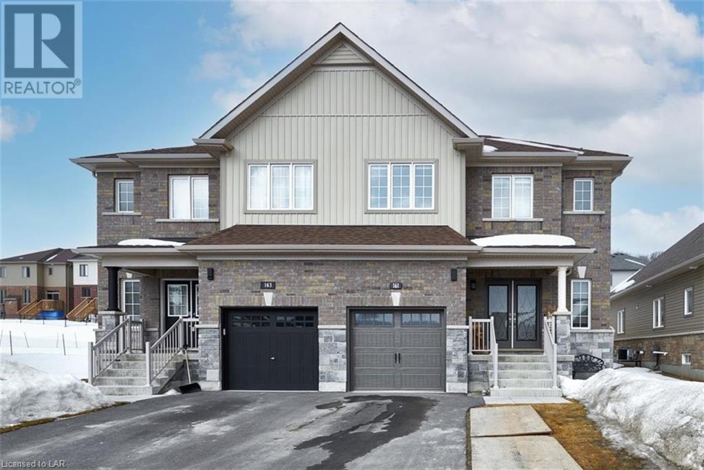 161 ISABELLA Drive, orillia, Ontario