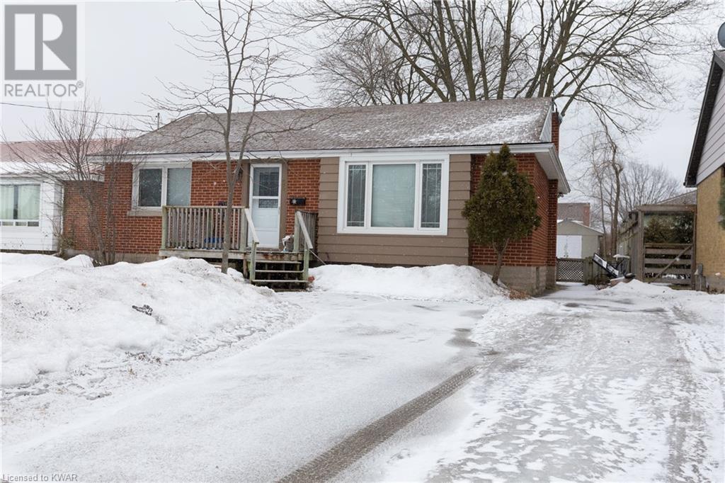 55 SHERWOOD Avenue, kitchener, Ontario