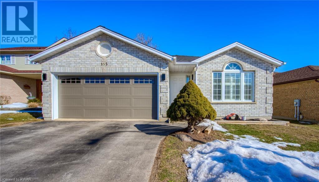 155 DAIMLER Drive, kitchener, Ontario